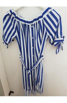 Pasikavé dámske šaty