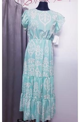 Štylové dlhé šaty