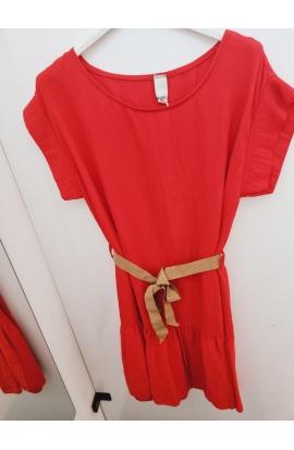 Jednoduché trendy šaty