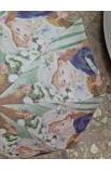 Dáždnik maľovaný portrét