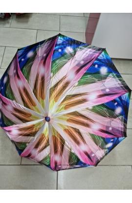 Dáždnik lesklý vzorovaný