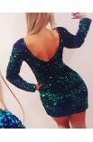 Trblietavé šaty