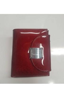 Kožená lakovaná peňaženka AngelaM