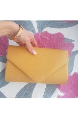 Spoločenská listová kabelka