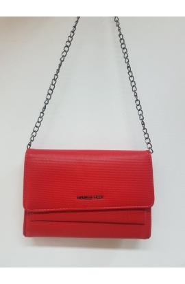 Crossbag kabelka s retiazkovým remienkom