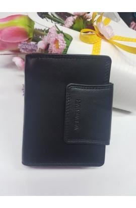 Peňaženka kožená menšia LaScala