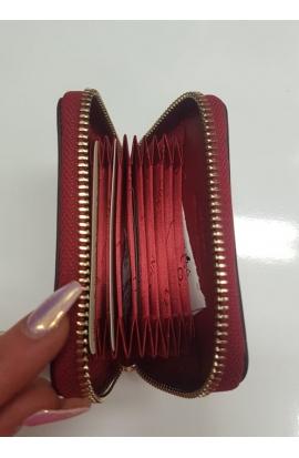 Puzdro na karty kožené Nicole