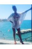 Letná tunika na plavky