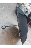 Obrátený dáždnika do auta
