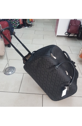 Cestovné tašky na kolieskach látková