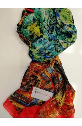 Dámsky elegantný šál