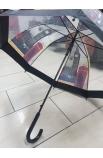 Dáždnik priesvitný Londýn
