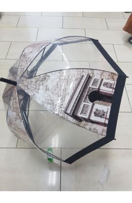 Dáždnik priesvitný oblúk Parížsky
