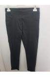 Koženkové štýlové nohavice