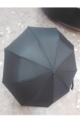 Dáždnik čierny automat