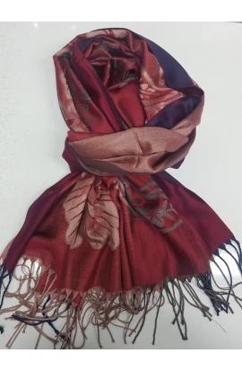 Kašmírový dámsky šál