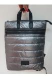 Metalický ruksak vetrovkový