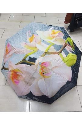 Dáždnik skladací kvety