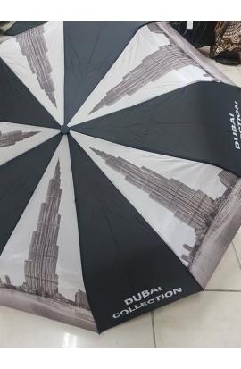 Dáždnik mesto Dubaj