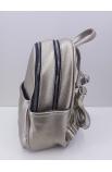 Štýlový metalický ruksak SilviaRosa