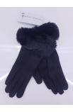 Kožušinové rukavičky