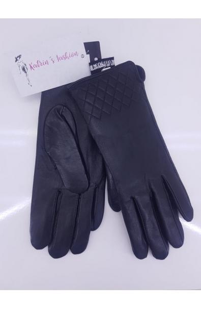 Kožené dámske rukavičky
