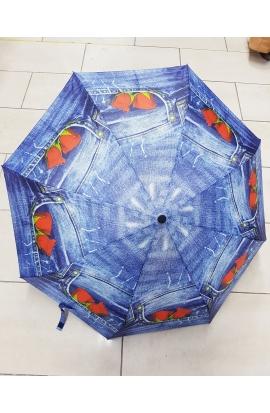 Dáždnik riflový ruža