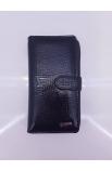 Kožená lakovaná peňaženka Angela