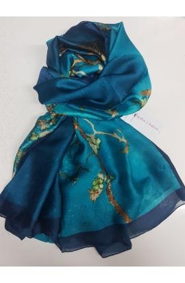 Hodvábny Dámsky elegantný šál